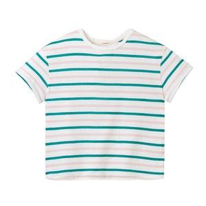 Short-Sleeved Striped T-Shirt LEE