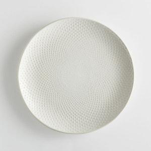 Assiette plate grain de riz (lot de 4) Arsenia La Redoute Interieurs