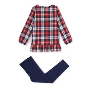 Pyjama in jersey 2-12 jaar La Redoute Collections
