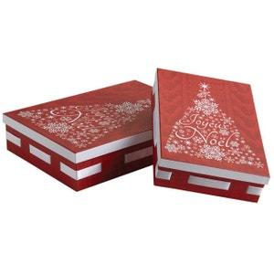 Boite carton deco la redoute for Boite a couture la redoute