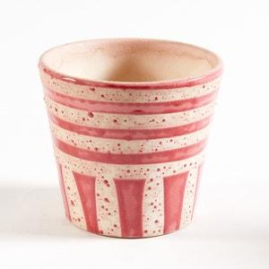 Vaso em cerâmica esmaltada Etnima La Redoute Interieurs