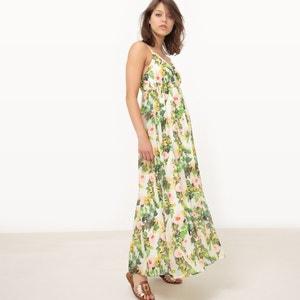 Vestido largo estampado floral MOLLY BRACKEN