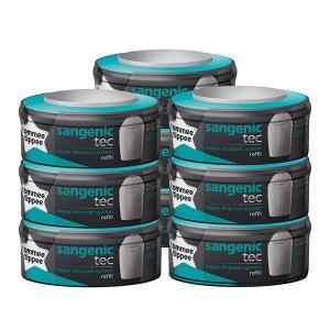 Multipack 9 recharges pour poubelle sangenic SANGENIC