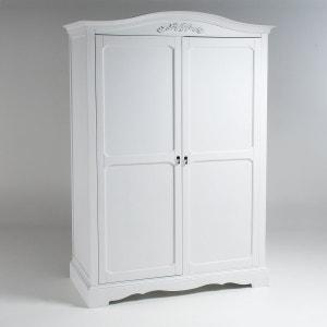 Lison Double Door Wardrobe, H204cm La Redoute Interieurs