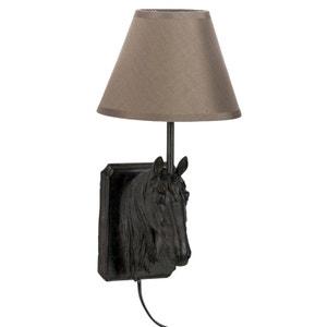 Lampe de chevet cheval la redoute for Lampe de chevet cheval