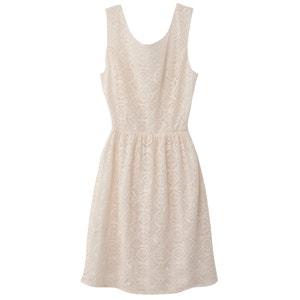 Sleeveless Plunge Back Dress MOLLY BRACKEN
