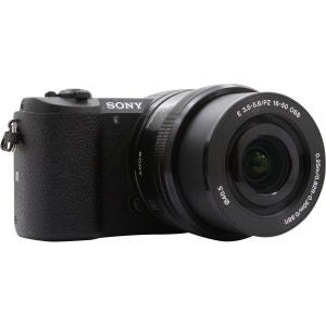 Appareil photo hybride SONY A5100 noir + 16-50mm SONY
