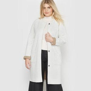 Długi sweter rozpinany CASTALUNA