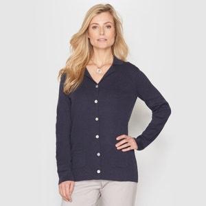 Jacket-style Cardigan ANNE WEYBURN