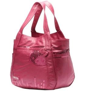 Grand sac Shopping rose Hello Kitty Sequins ALPAC