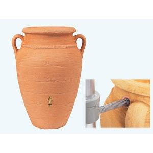 Récupérateur eau de pluie Amphore Antik 600L GARANTIA Terracotta GARANTIA