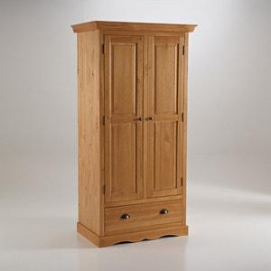Authentic Style 2-Door Cupboard La Redoute Interieurs