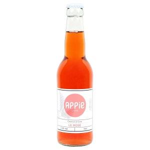 Cidre Rosé 12 bouteilles 33cl APPIE CIDRE
