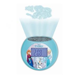 Radio-réveil enfant LEXIBOOK Projecteur Disney La Reine des Neiges LEXIBOOK