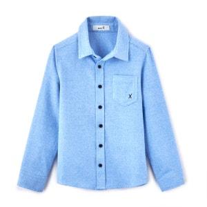 chemise esprit flanelle 3-12 ans La Redoute Collections