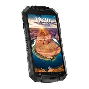 Smartphone Incassable Double Sim Android 7.0 Etanche Ip67 4.5 Pouces Yonis