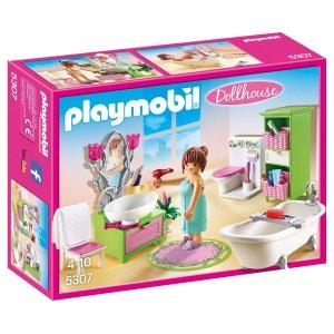 Salle de bains et baignoire - PLA5307 PLAYMOBIL
