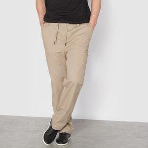 Elastische broek met multipockets CASTALUNA FOR MEN