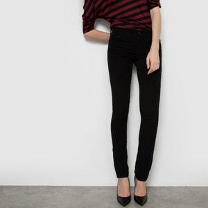 CASSIS Velour Slim Fit Trousers CIMARRON