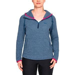 Tongari - Sweat-shirt Femme - bleu JACK WOLFSKIN