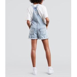 Plain Dungaree Shorts LEVI'S