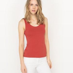 T-shirt sans manches uni atelier R