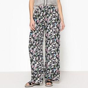Pantalon large imprimé AVOCADO MOMONI
