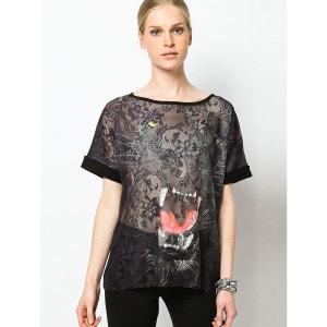 T-shirt à manches courtes Glossy Imprimé SEVEN TEES