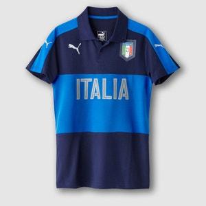 Polo met korte mouwen ITALIA PUMA