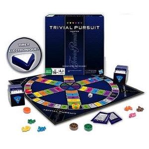 Trivial Pursuit Master PARKER