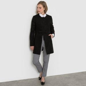 Manteau à noeud La Redoute Collections