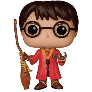 Harry Potter POP! Movies Vinyl Figurine Harry Potter Quidditch 9 cm FUNKO