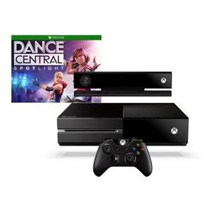 Console MICROSOFT Xbox One + Kinect + Dance Central Spotlight MICROSOFT