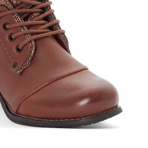 Boots cuir Sar BUNKER