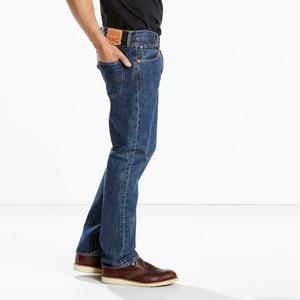 Jeans taglie forti taglio dritto 501 lung. 34 LEVI'S