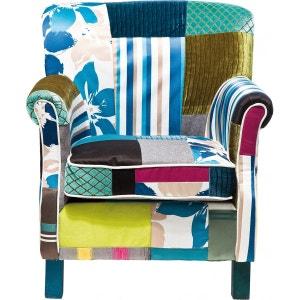 Fauteuil Patchwork Stripes Kare Design KARE DESIGN
