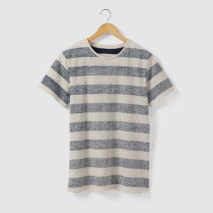 Camiseta a rayas 10-16 años R pop