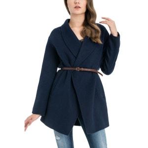 Manteau en étoffe «Hand made» avec ceinture offerte SALSA
