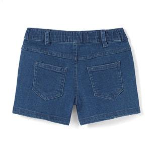 Shorts in denim 3-12 anni La Redoute Collections