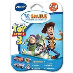 Jeu pour console de jeux Vsmile Jeu Vmotion : Toy Story 3 VTECH