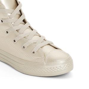 Baskets montantes CTAS Metallic Leather Hi CONVERSE