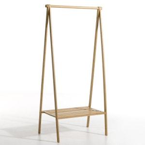 Bastidor plegable con estante, bambú La Redoute Interieurs