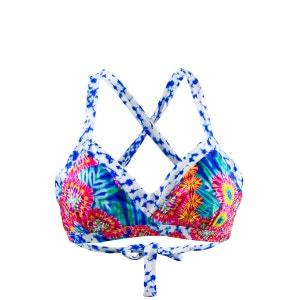 Maillot de bain Brassière en V Beautiful Mess Multicolore LULI FAMA