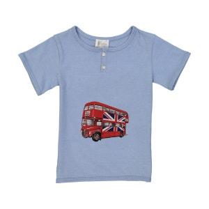 Tee-shirt imprimé - Bus anglais BOBINE