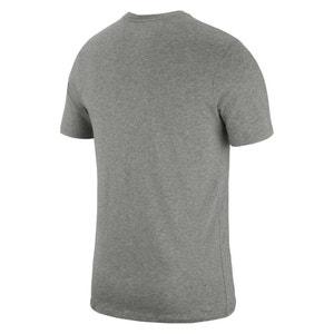 Plain Short-Sleeved Crew Neck T-Shirt NIKE