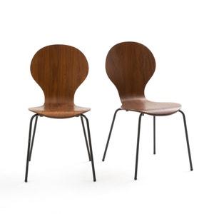 Stapelbare stoelen (set van 2), Watford