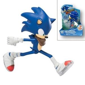 SONIC - Figurine Action Sons et Lumières 20 cm Sonic TOMY