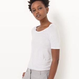 T-Shirt, runder Ausschnitt La Redoute Collections