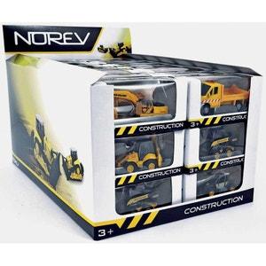 VEHICULE BTP CONSTRUCTION - Modèle Aléatoire - Livraison à l'unité NOREV