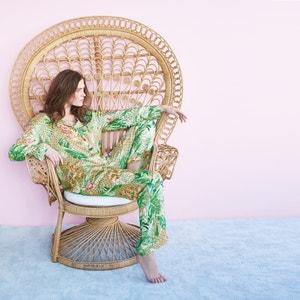 Pijama para mulher SOPHIE MALAGOLA PARIS X LA REDOUTE MADAME
